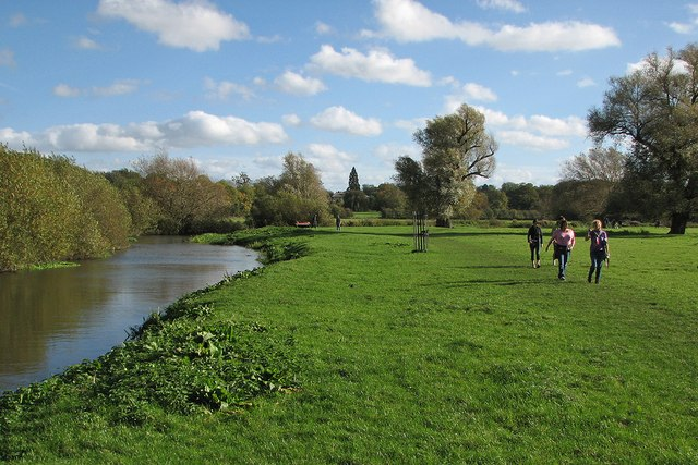 Grantchester: a walk by the river