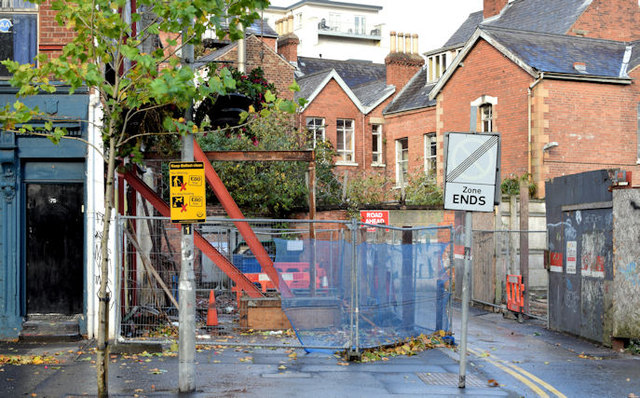 No 73 Dublin Road, Belfast -October 2014(2)