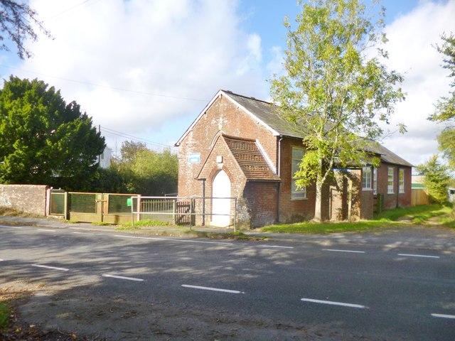 Godshill, Lampton Lodge