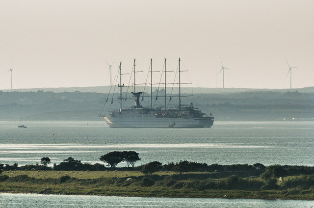 Across the Ardfry Peninsula