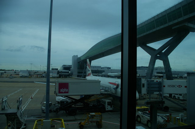 Gatwick Airport, North Terminal
