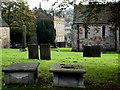SK2853 : Rear of St Mary's Church, Wirksworth, Derbys by David Hallam-Jones