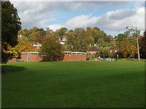 SU9948 : Shalford Park, Guildford by Alan Hunt