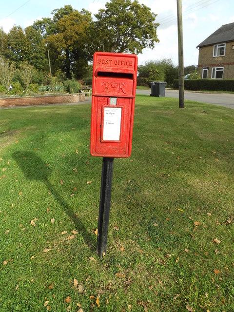 Tyrell Oak Postbox