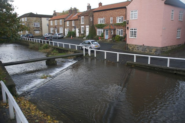 Ford at Stokesley
