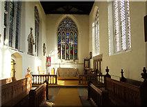 TL4568 : All Saints, Cottenham - Chancel by John Salmon