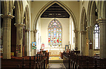 TL4568 : All Saints, Cottenham - East end by John Salmon