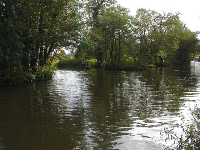 River Wey confluence