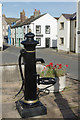 NY2548 : Water pump - Water Street, Wigton by Stephen McKay