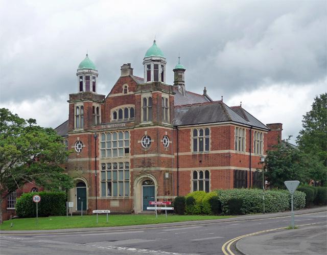 Former Smith-Dorrien Methodist Soldiers' Home, Queen's Avenue, Aldershot