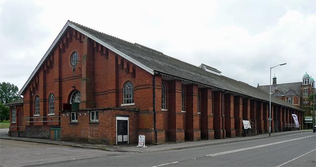 Maida Gymnasium, Queen's Avenue, Aldershot