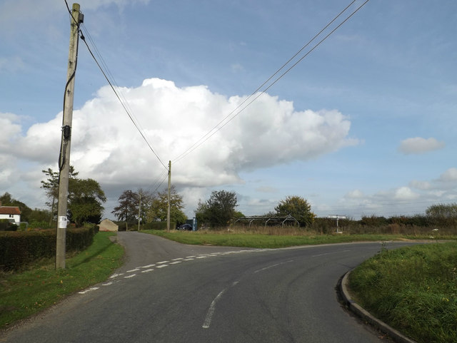 Chapel Road, Gipping