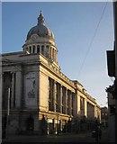 SK5739 : South Parade, Nottingham by Derek Harper