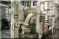 SU3912 : SS Margaret Hill - inert gas plant by Chris Allen