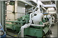 SU3912 : SS Margaret Hill - turbo-generator by Chris Allen