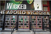 TQ2979 : The Apollo Victoria Theatre by N Chadwick