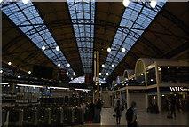 TQ2879 : Inside Victoria Station by N Chadwick