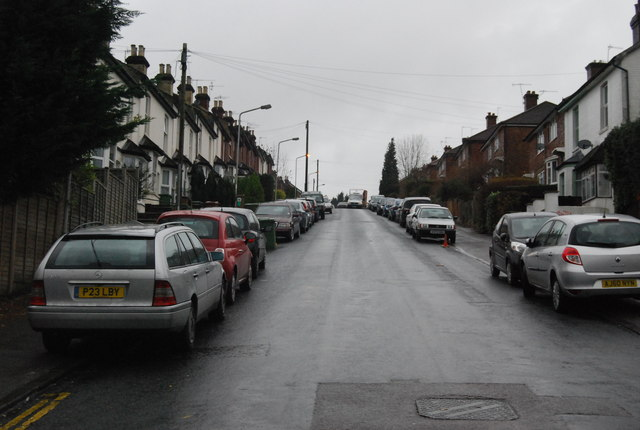 Cambrian Rd by N Chadwick