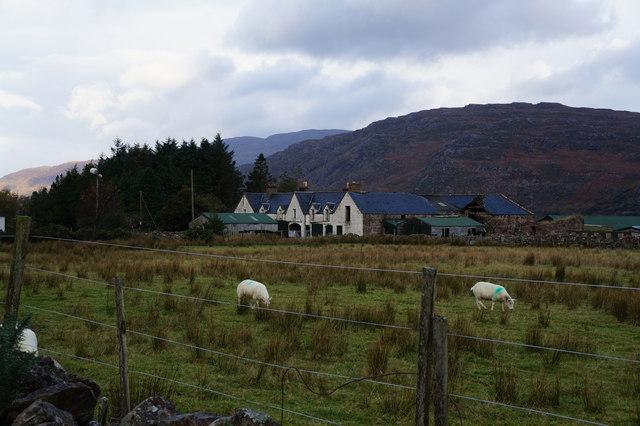 Kappoch Farm House, Dundonnell
