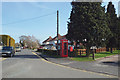 SP0774 : West end of Barkers Lane, Inkford by Robin Stott