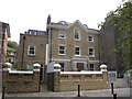 TQ3579 : The old rectory, Rotherhithe by Stephen Craven