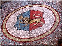 TQ3379 : The Bermondsey Lion by Stephen Craven