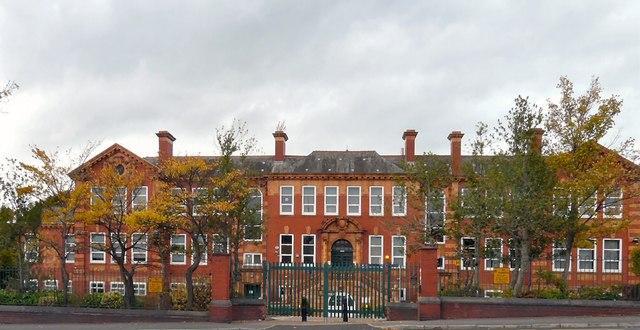 Hyde Grammar School