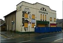 SH5639 : Coliseum, Porthmadog by Arthur C Harris