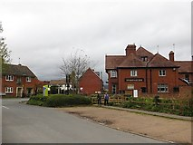 SO4382 : Stokesay Inn by Richard Webb