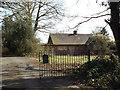 SP0874 : Derelict bungalow for sale by auction, April 2014 by Robin Stott