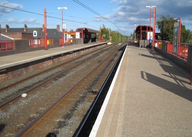 Wallsend Metro station, Tyne & Wear