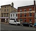 SU0061 : Former Gazette & Herald office in Devizes by Jaggery