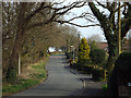 SP0875 : A road with a split personality – Gorsey Lane, Wythall by Robin Stott