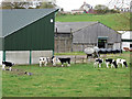 NT5623 : Standhill Farm and Creamery by Oliver Dixon