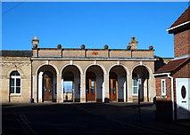 TF3244 : Railway Station, Boston, Lincs by David Hallam-Jones