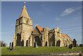 SK8059 : St Giles' church, Holme by J.Hannan-Briggs
