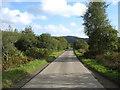 NR8796 : Minor road in Kilmichael Glen by David Purchase