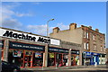 NT2874 : Machine Mart, Piersfield Terrace, Portobello Road, Edinburgh by Leslie Barrie