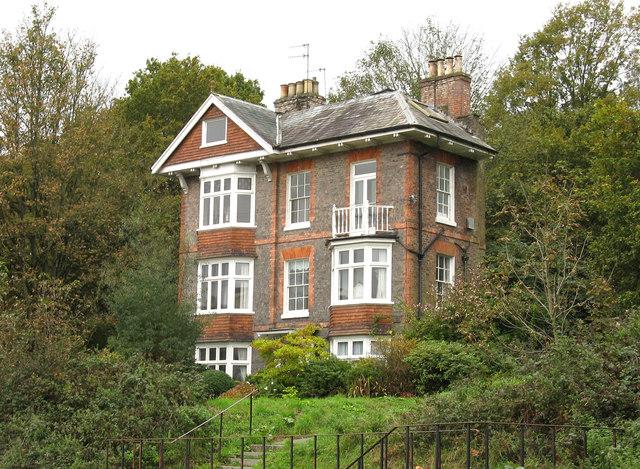 Tunbridge Wells:  house 'Highbury'