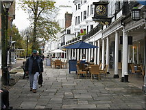 TQ5838 : Tunbridge Wells:  The Pantiles by Dr Neil Clifton