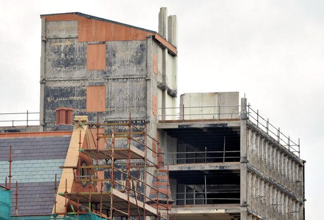Former library, Queen's University, Belfast - October 2014(2)