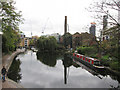 TQ3183 : Regents Canal by Oast House Archive