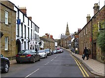 NU2410 : Northumberland Street, Alnmouth by Gordon Hatton