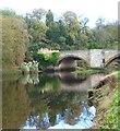 NU2406 : Warkworth old bridge by Gordon Hatton
