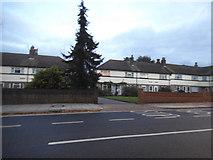 TQ1472 : Houses on Hampton Road, Twickenham by David Howard