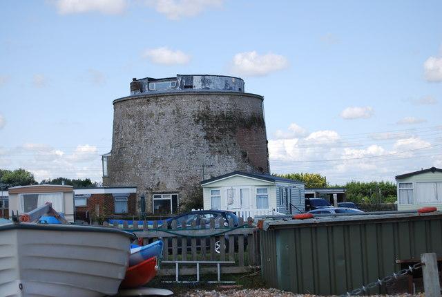 Martello Tower No. 62
