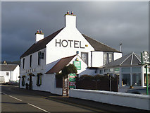 NO4203 : Upper Largo Hotel and Restaurant by John Allan