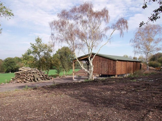 The Winding House Timber Yard
