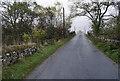 NN6159 : Small humpbacked bridge over Allt a' Chreagain by Ian S