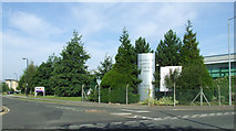 NS4865 : Glasgow Business Park by Thomas Nugent